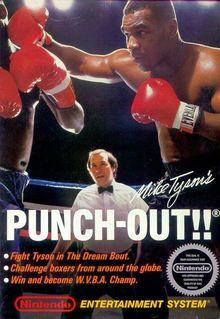 Capa do jogo Mike Tyson's Punch-Out!!