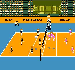Volleyball NES