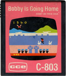 Box art for the game Bobby is Going Home