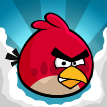Box art for the game Angry Birds