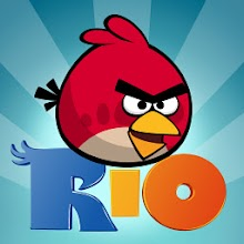 Box art for the game Angry Birds Rio