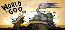 Box art for the game World of Goo