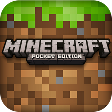 Box art for the game Minecraft - Pocket Edition