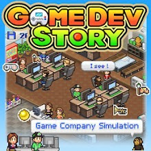 Box art for the game Game Dev Story