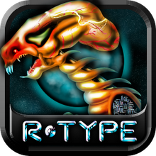 Box art for the game R-Type