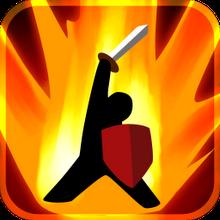 Box art for the game Battleheart