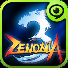 Box art for the game ZENONIA 3