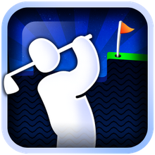 Box art for the game Super Stickman Golf