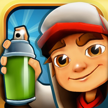 Box art for the game Subway Surfers