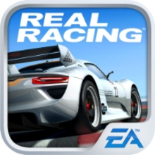 Box art for the game Real Racing 3