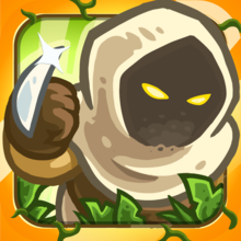Box art for the game Kingdom Rush Frontiers