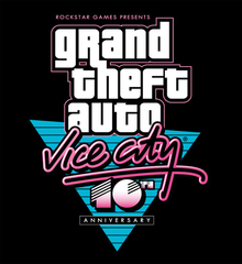 Box art for the game Grand Theft Auto: Vice City