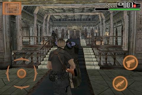 Resultado de imagem para Resident Evil 4 Para Qualquer CELULAR