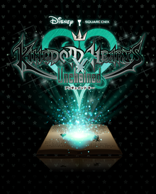 Box art for the game Kingdom Hearts Unchained X