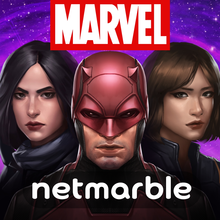 Box art for the game MARVEL Future Fight
