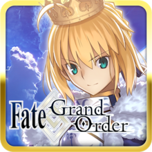 Box art for the game Fate/Grand Order