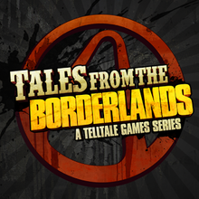 Box art for the game Tales from the Borderlands