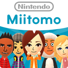 Box art for the game Miitomo