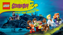 Box art for the game Lego Scooby-Doo: Escape from Haunted Isle