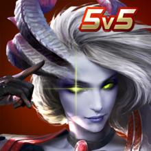 Box art for the game Mobile Legends: 5v5 MOBA