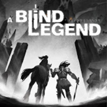 Box art for the game A Blind Legend