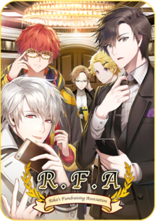 Box art for the game Mystic Messenger