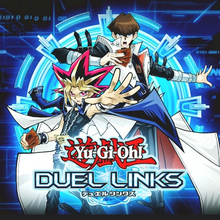 Box art for the game Yu-Gi-Oh! DUEL LINKS