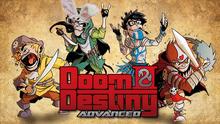 Box art for the game Doom & Destiny Advanced