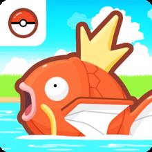 Box art for the game Pokemon: Magikarp Jump