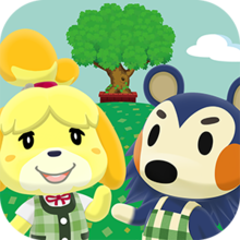 Box art for the game Animal Crossing: Pocket Camp
