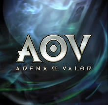 Box art for the game Arena of Valor