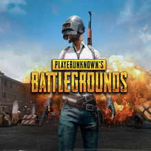 Capa do jogo Playerunknown's Battlegrounds