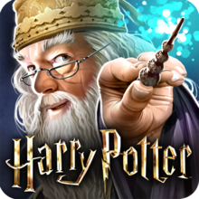 Box art for the game Harry Potter: Hogwarts Mystery