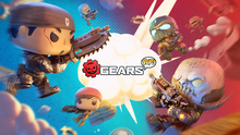 Box art for the game Gears POP!