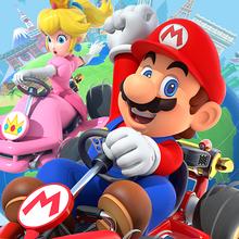 Box art for the game Mario Kart Tour