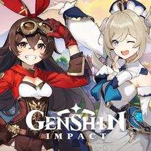 Box art for the game Genshin Impact