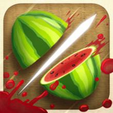 Box art for the game Fruit Ninja