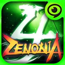 Box art for the game ZENONIA 4