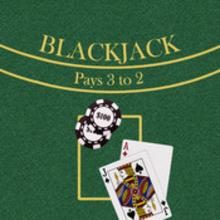 Capa do jogo Blackjack free!