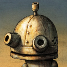 Box art for the game Machinarium