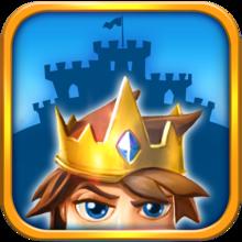 Box art for the game Royal Revolt!