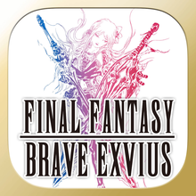 Box art for the game Final Fantasy: Brave Exvius