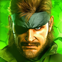 Box art for the game Metal Gear Solid: Social Ops