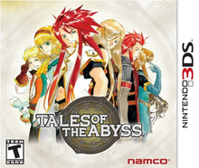 Box art for the game Tales of the Abyss