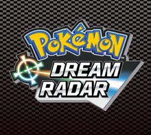 Box art for the game Pokémon Dream Radar