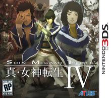 Box art for the game Shin Megami Tensei IV