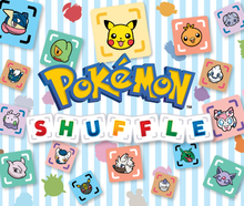 Box art for the game Pokémon Shuffle