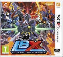 Capa do jogo LBX: Little Battlers eXperience