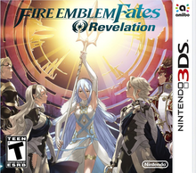 Box art for the game Fire Emblem Fates: Revelation