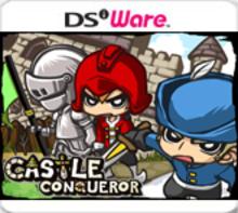 Box art for the game Castle Conqueror